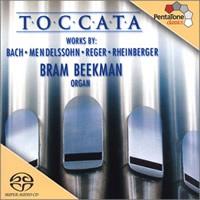 J.S Bach - Toccatas 145rev1