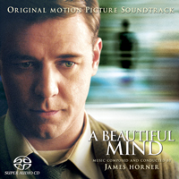 SA-CD.net - A Beautiful Mind - Soundtrack