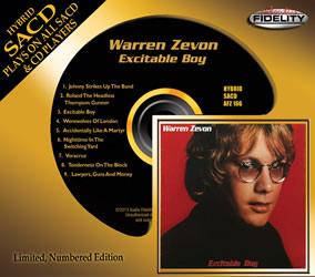 SA-CD net - Warren Zevon: Excitable Boy